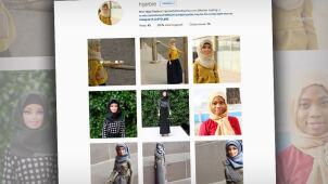 Hijarbie podbija Instagram.