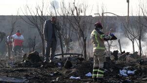 Rosyjski MAK gotów badać katastrofę ukraińskiego boeinga