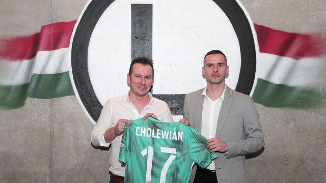 """Kolejny zimowy transfer Legii Warszawa. """"Zostawię serce na boisku"""""""