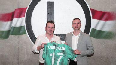 Kolejny zimowy transfer Legii Warszawa.