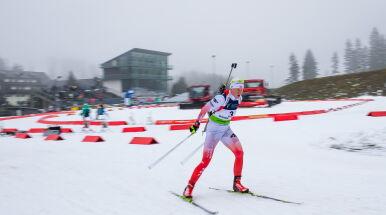 Puchar IBU poza Polską. Biathloniści zostaną na Słowacji