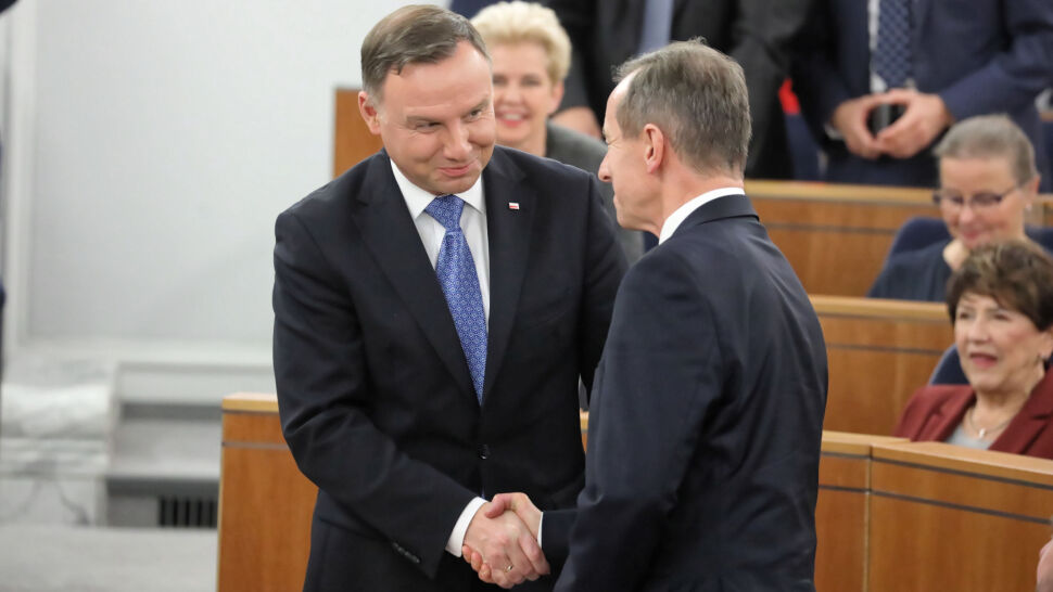 Czy dojdzie do spotkania Grodzki-Duda? Prezydencki minister złożył deklarację