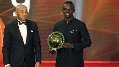 Mane wreszcie się doczekał. Jest najlepszym piłkarzem Afryki