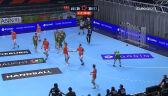 Skrót meczu Magdeburg – Kristianstad w ćwierćfinale Ligi Europejskiej