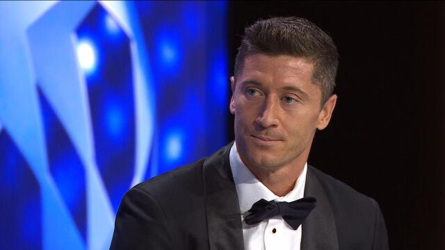 Lewandowski: wygranie Ligi Mistrzów znaczy dla mnie bardzo dużo