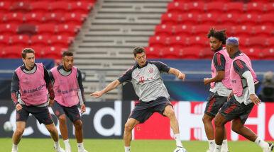 Media: spięcie Lewandowskiego na treningu Bayernu