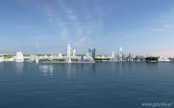 Tak ma wyglądać nowa dzielnica Gdyni