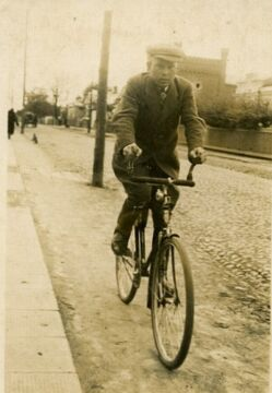 Adolf Filipowicz, Włodzimierz, 1 maja 1939 r. Zbiory Piotra Filipowicza
