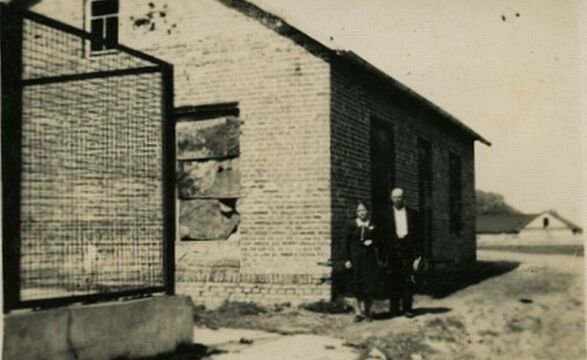 Poryck, fot. wykonana 10 czerwca 1943 r. Zbiory Piotra Filipowicza