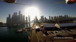 Flyboard w Dubaju