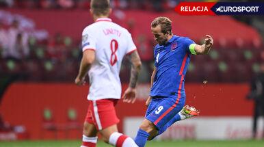 Polska - Anglia w eliminacjach mundialu [RELACJA]