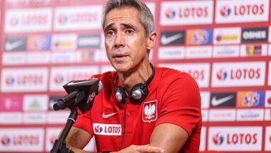 Sousa zdradził, kto nie zagra z Anglią, innych dwóch zawodników pochwalił.