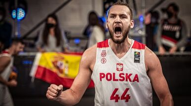Wygrana Polaków na mistrzostwach Europy w koszykówce 3x3. Mają ćwierćfinał