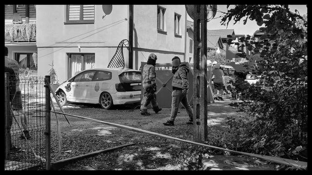 Śmiertelny wypadek na trasie Rajdu Śląska