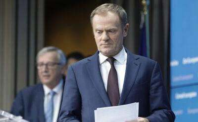 Tusk o debacie w PE: Dla mnie to szczególnie bolesne. Polska nigdy nie była w takiej sytuacji