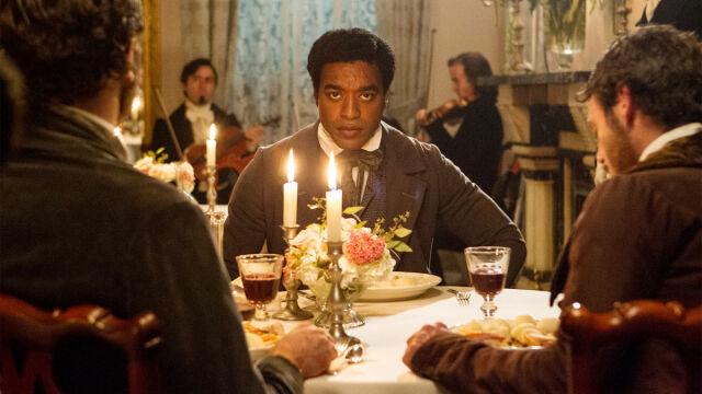 """Chiwetel Ejiofor, w filmie """"Zniewolony"""""""
