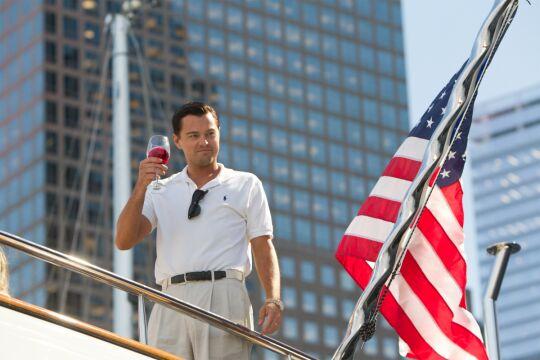 """Nominacja w kategorii """"Najlepszy aktor pierwszoplanowy"""": Leonardo DiCaprio """"Wilk z Wall Street"""""""