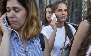 Zamach w Barcelonie  - relacja pani Joanny