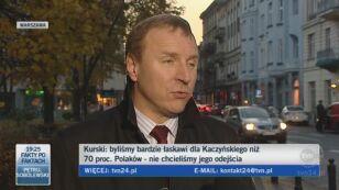 Jacek Kurski: mamy siłę i chęci, żeby