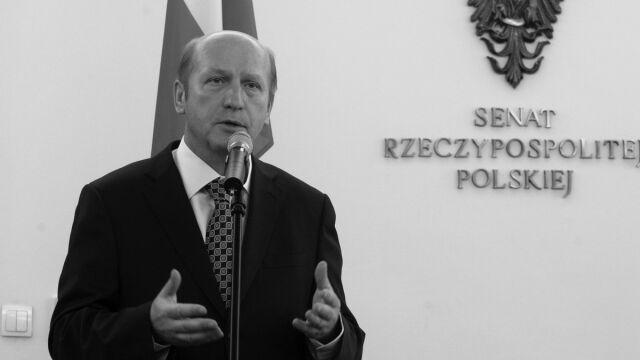 | Maciej Płażyński