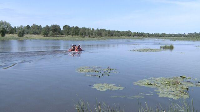 Z rzeki wyłowili dwie ludzkie nogi.