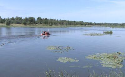 W rzece znaleziono dwie ludzkie nogi