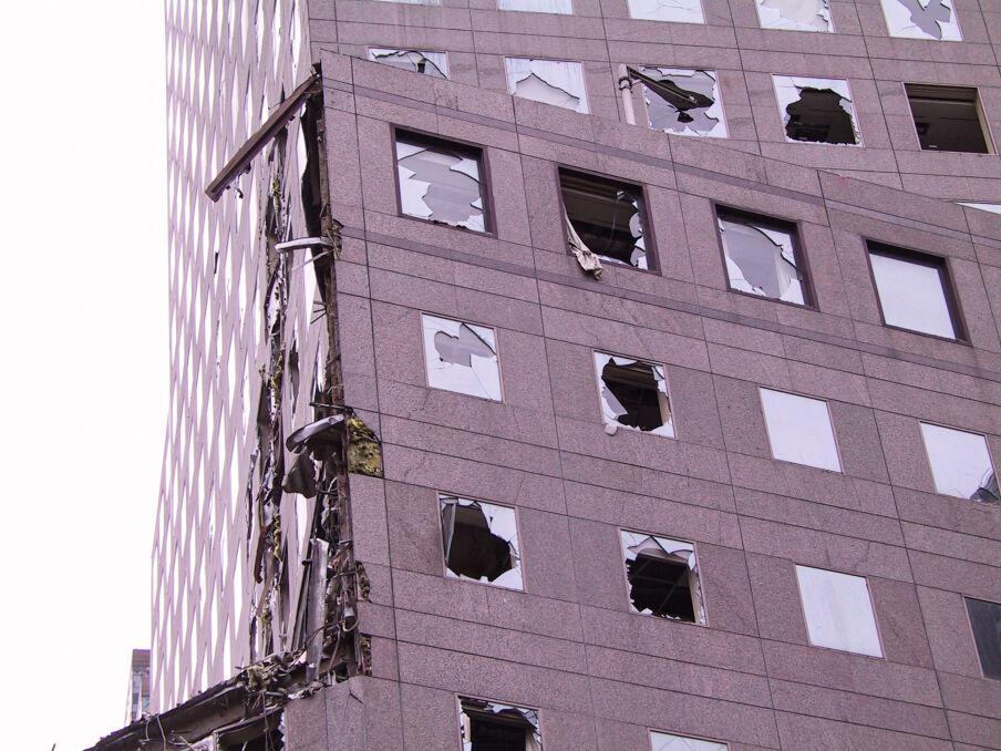 Nieznane zdjęcia po ataku na World Trade Center