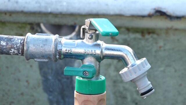 Brakuje wody, więc podlewanie ogródków jest już zakazane