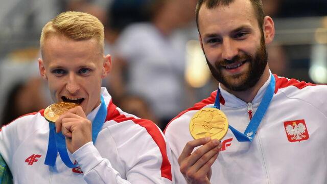 Pierwszy polski medal igrzysk europejskich w Mińsku. Od razu złoty