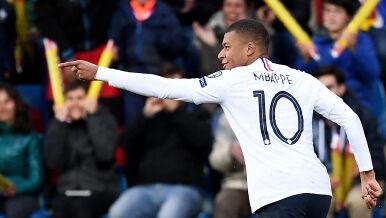 Mbappe chce zagrać na Euro i igrzyskach