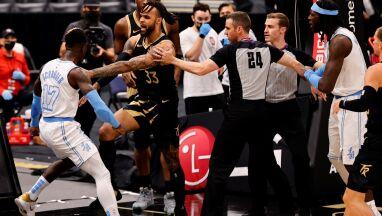 Rękoczyny w NBA.