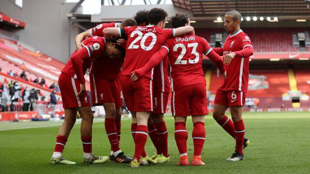 Odczarowane Anfield. Liverpool wygrał u siebie pierwszy raz w tym roku