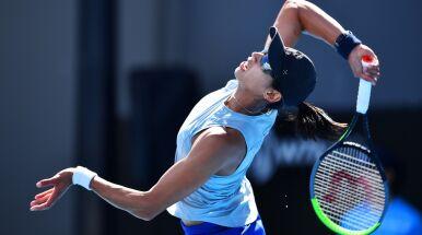 Sędzia źle policzył, tenisistka obarczona winą.