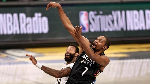Perfekcyjny powrót Duranta. Trafił wszystkie rzuty