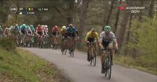 Atak Schachmanna i Roglicia na 16 km przed metą 2. etapu Wyścigu dookoła Kraju Basków