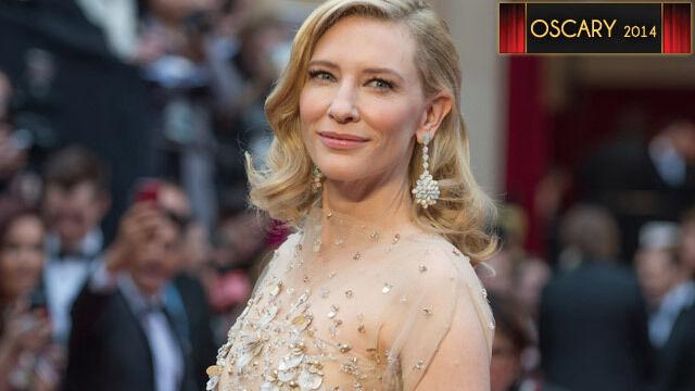 Cate Blanchett najlepszą aktorką