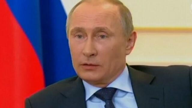 """Putin o """"bojownikach z Majdanu"""": byli szkoleni m.in. w Polsce"""