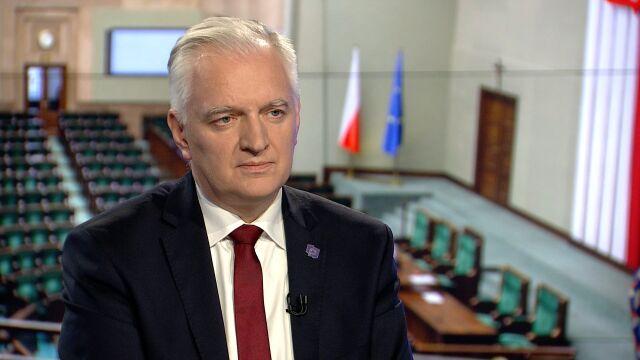 Ziobro chce zablokować kandydaturę Morawieckiego? Gowin: na razie todomniemania