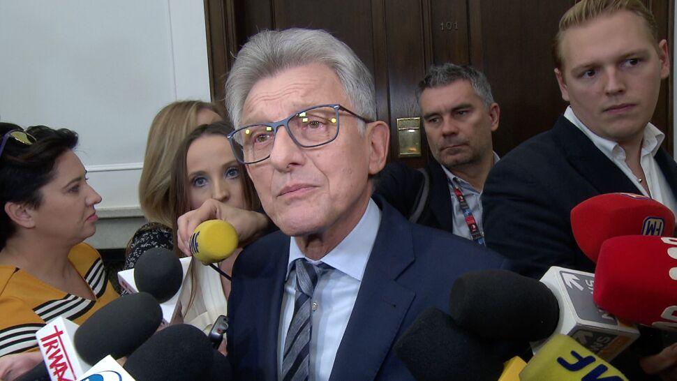 Stanisław Piotrowicz komentuje wynik wyborczy