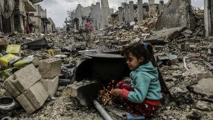 """Kurdowie musieli podpisać pakt z """"diabłem"""""""