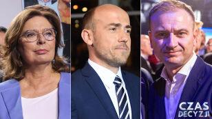 Liderzy list Koalicji Obywatelskiej
