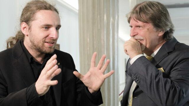 Ojciec i syn razem w Sejmie.