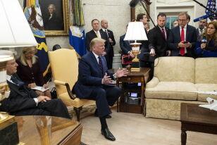 Demokraci chcą impeachmentu Trumpa