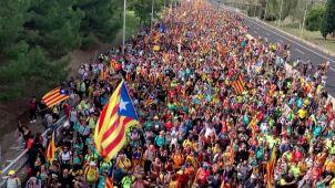 Stan wrzenia w Katalonii