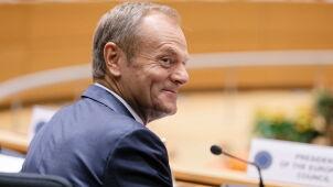 Schetyna podpisał wniosek o powołanie Tuska na szefa Europejskiej Partii Ludowej