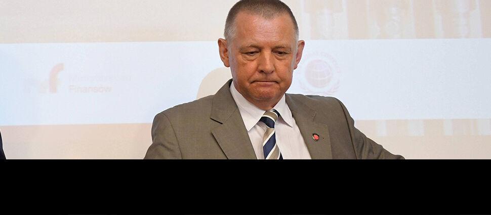 Nitras: rezygnacja Banasia leży na biurku marszałek Sejmu. Witek: żadne pismo nie wpłynęło
