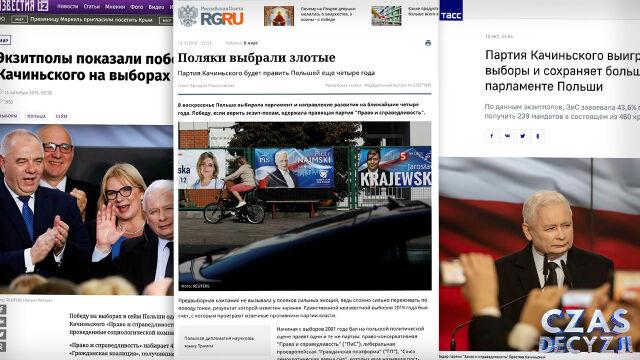 """""""W stosunkach z Rosją nie należy się spodziewać żadnych zmian"""""""