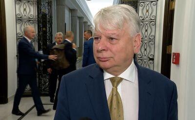 Borusiewicz: nic nikomu nie będziemy narzucać, są konsultacje, a decyzje powinny być wspólne