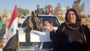 Po siedmiu latach armia Asada wraca do Manbidżu