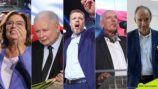 Kidawa-Błońska wygrywa z Kaczyńskim